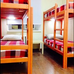 Chekhov Bro Hostel Кровать в общем номере фото 3