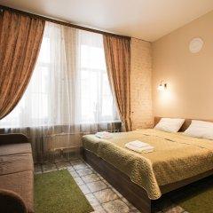 Мини-Отель Меланж Стандартный номер с различными типами кроватей фото 24