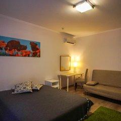 Гостевой дом Лорис Улучшенный номер с разными типами кроватей фото 3