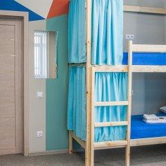 Хостел Рус-Новосибирск Кровать в общем номере двухъярусные кровати фото 3