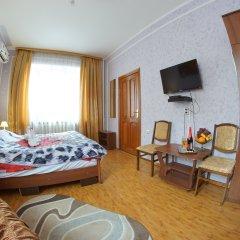 Гостиница Императрица Номер Комфорт с разными типами кроватей фото 15