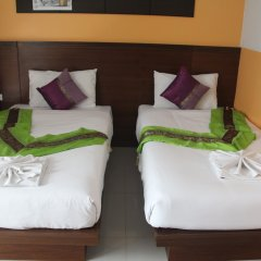 Green Harbor Patong Hotel 2* Стандартный номер разные типы кроватей фото 50