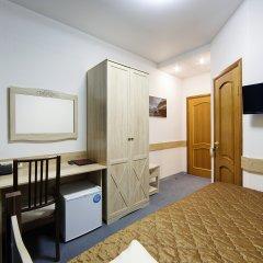 Мини-Отель Новотех Стандартный номер с различными типами кроватей фото 3