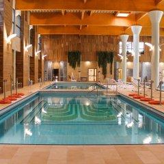 Отель Санаторий Egle Литва, Гарлиава - отзывы, цены и фото номеров - забронировать отель Санаторий Egle онлайн бассейн