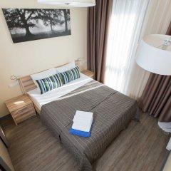 Апарт-Отель Skypark Улучшенные апартаменты с разными типами кроватей фото 8