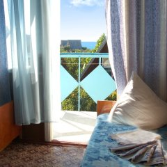Гостиница Pansionat Kobzar Номер категории Эконом с различными типами кроватей фото 3