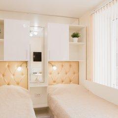 Мини-Отель Ардерия Стандартный номер с двуспальной кроватью (общая ванная комната)
