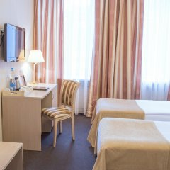 Гостиница Бристоль 3* Стандартный номер с различными типами кроватей фото 3