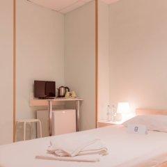 Гостиница Андрон на Площади Ильича Номер Эконом разные типы кроватей фото 7