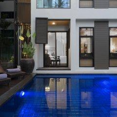 Отель Manathai Surin Phuket 4* Улучшенный номер разные типы кроватей фото 3