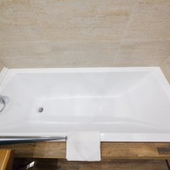 Гостиница Голубая Лагуна Номер Делюкс разные типы кроватей фото 29