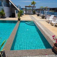 Отель Star Patong бассейн фото 6