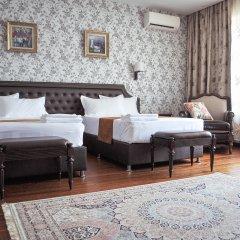 Гостевой Дом Семь Морей Номер Делюкс разные типы кроватей фото 14