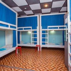 Laguna Hostel Кровать в общем номере с двухъярусной кроватью фото 10
