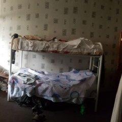Хостел Дом Охотника Кровать в женском общем номере с двухъярусной кроватью