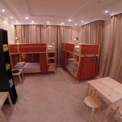 Гостиница Майкоп Сити Кровать в общем номере с двухъярусной кроватью фото 8