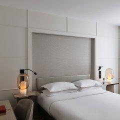 Отель Hôtel Opéra Richepanse 4* Стандартный номер с различными типами кроватей фото 2