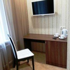 Гостиница Зима Стандартный номер с различными типами кроватей фото 26