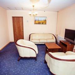 Гостиница Визит 3* Люкс с различными типами кроватей фото 3