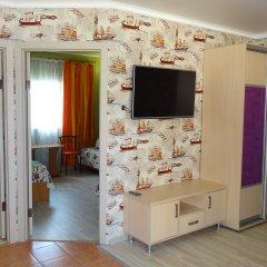Гостевой Дом Золотая Рыбка Стандартный номер с различными типами кроватей фото 5