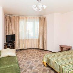 Гостиница на Малыгина 4 в Тюмени отзывы, цены и фото номеров - забронировать гостиницу на Малыгина 4 онлайн Тюмень комната для гостей фото 4