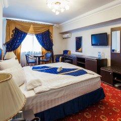 Гостиница Moscow Holiday 4* Студия с двуспальной кроватью фото 2