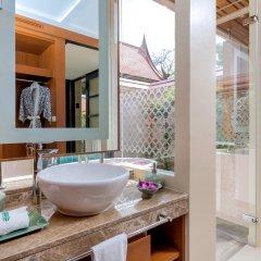 Banyan Tree Phuket Hotel 5* Вилла Делюкс разные типы кроватей фото 6