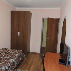 Гостиница Сансет 2* Номер с общей ванной комнатой с различными типами кроватей (общая ванная комната) фото 8