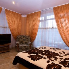 Гостевой дом Багира Улучшенная студия с различными типами кроватей