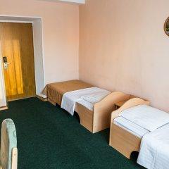Гостиница Городки Номер с общей ванной комнатой с различными типами кроватей (общая ванная комната) фото 5
