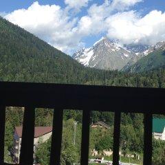 Гостиница Горные Вершины Люкс с различными типами кроватей фото 11