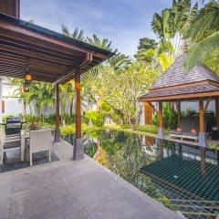 Отель The Bell Pool Villa Resort Phuket 5* Вилла с различными типами кроватей фото 11