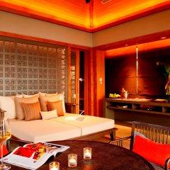 Sri Panwa Phuket Luxury Pool Villa Hotel 5* Вилла с различными типами кроватей фото 13