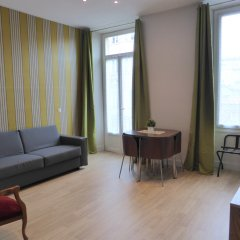 Апарт-Отель Ajoupa 2* Апартаменты с различными типами кроватей фото 11