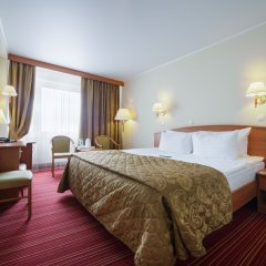 Гостиница Вега Измайлово 4* Номер Делюкс с разными типами кроватей фото 2