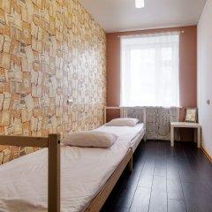 Хостел Иж Кровать в общем номере с двухъярусной кроватью фото 6