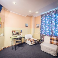 Мини-гостиница Авиамоторная 2* Номер Комфорт с различными типами кроватей фото 7
