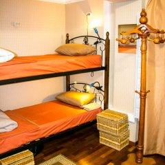 Хостел Hothos Кровать в общем номере с двухъярусной кроватью