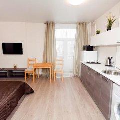 Апартаменты на Баумана Студия с различными типами кроватей фото 31