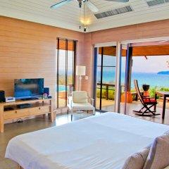 Sri Panwa Phuket Luxury Pool Villa Hotel 5* Вилла с различными типами кроватей фото 3