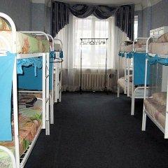 Хостел Достоевский Кровать в общем номере с двухъярусной кроватью фото 5