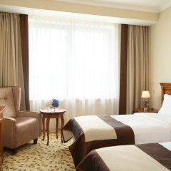 Гостиница Звёздный WELNESS & SPA Стандартный номер с различными типами кроватей фото 4