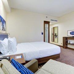 Гостиница Hampton by Hilton Волгоград Профсоюзная 4* Стандартный номер с различными типами кроватей фото 4