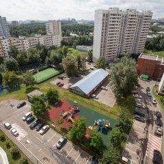 Апартаменты Брусника Большая Черемушкинская балкон