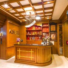 Отель Azhotel Patong интерьер отеля фото 2
