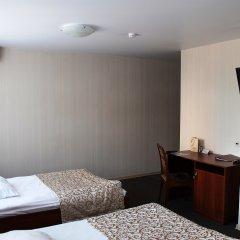 Гостиница AMAKS Центральная Студия разные типы кроватей фото 15