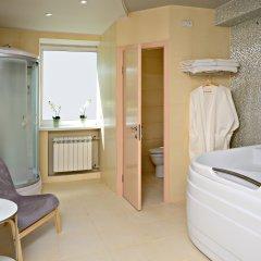 Гостиница ХИТ 3* Номер Делюкс с различными типами кроватей фото 6