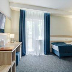 Парк-Отель и Пансионат Песочная бухта 4* Стандартный номер с 2 отдельными кроватями фото 4