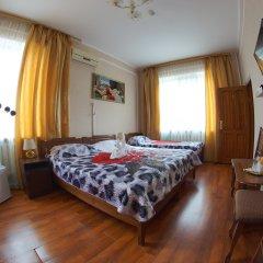 Гостиница Императрица Номер Эконом с разными типами кроватей (общая ванная комната) фото 2