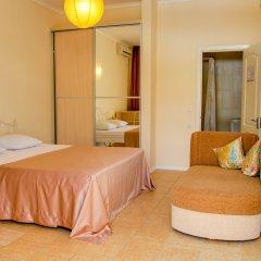 Гостиница У Верблюжьих горбов Стандартный номер с различными типами кроватей фото 15
